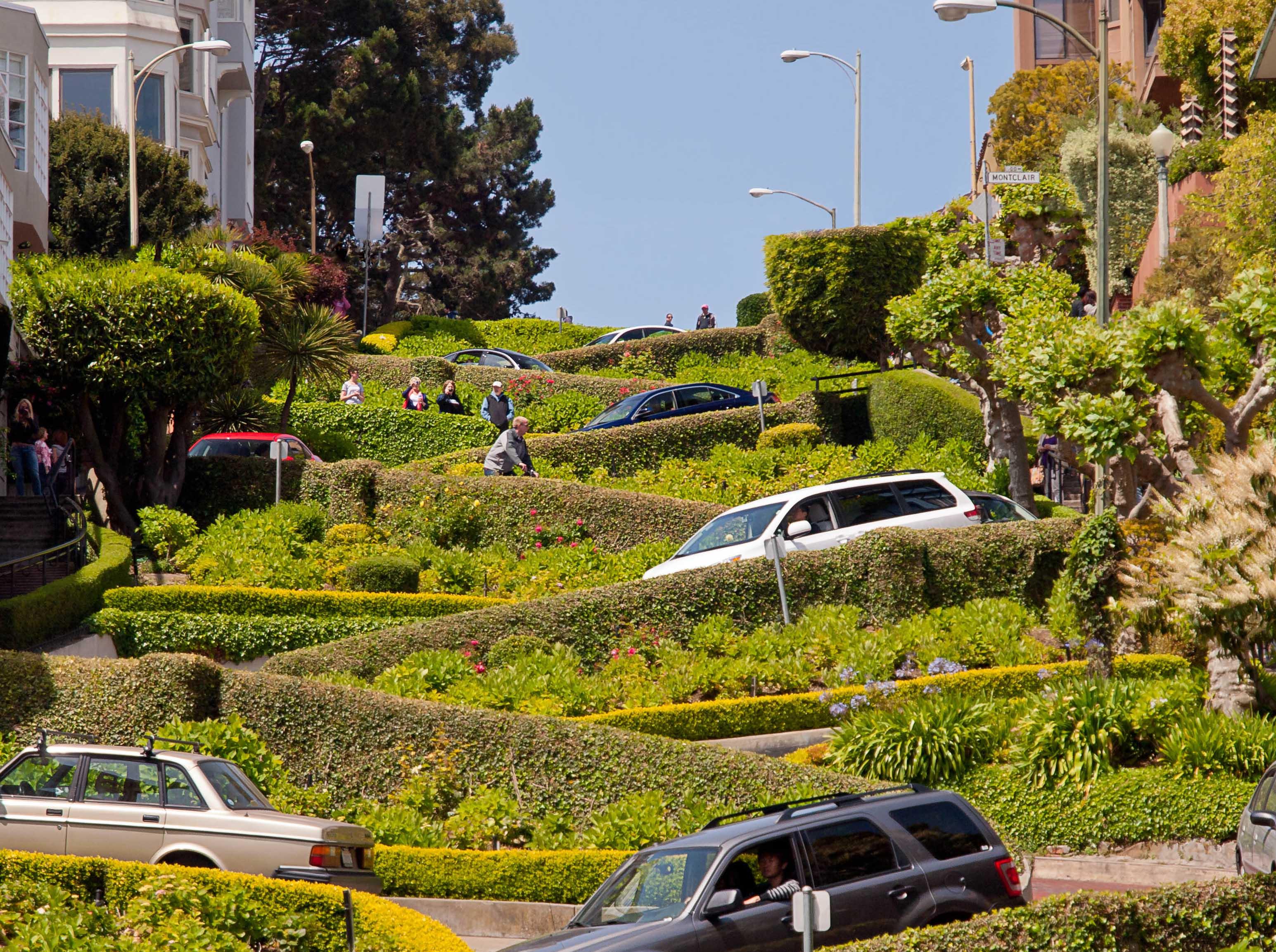 Lombard Crooked Street | SFCTA
