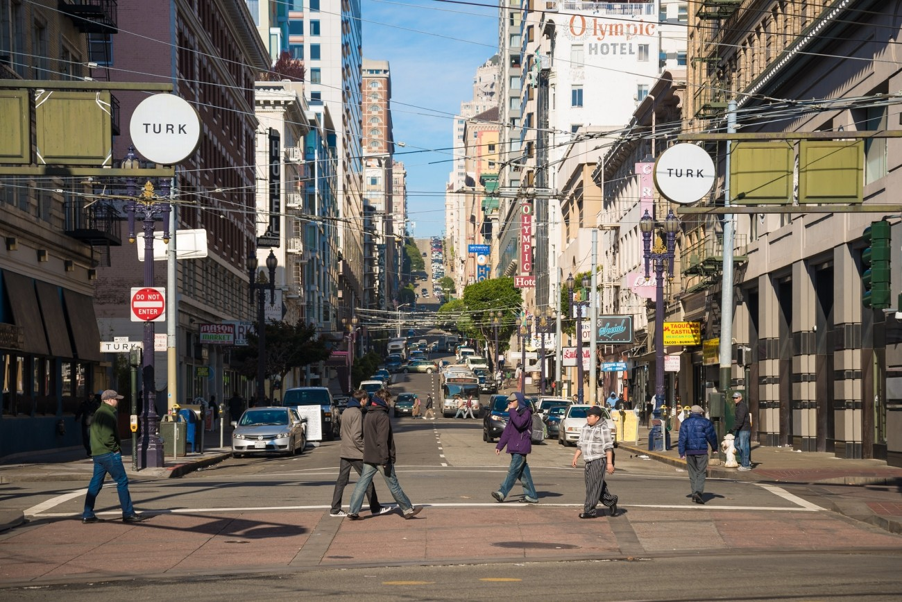 San Francisco's Tenderloin Neighborhood